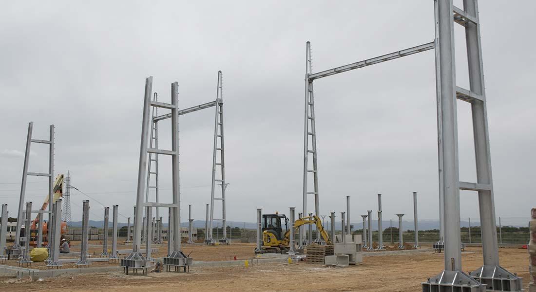 empresas subestaciones eléctricas