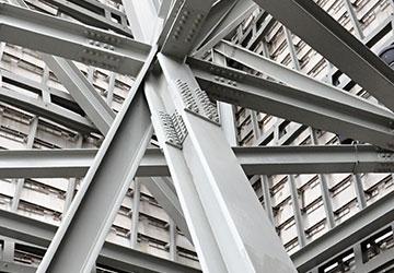 estructuras espaciales metalicas