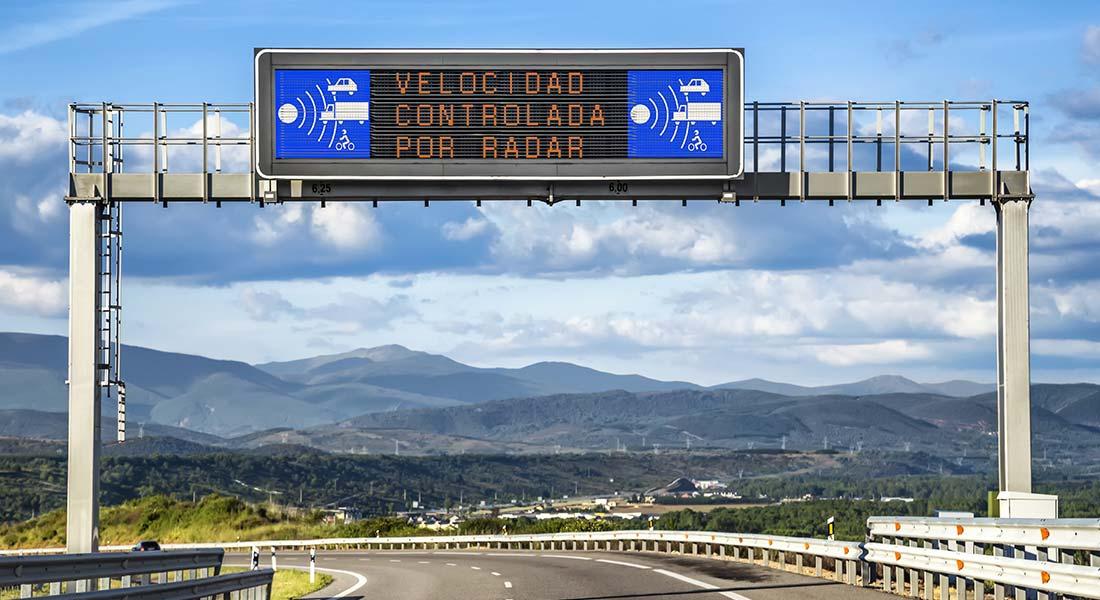 estructuras señalética carretera