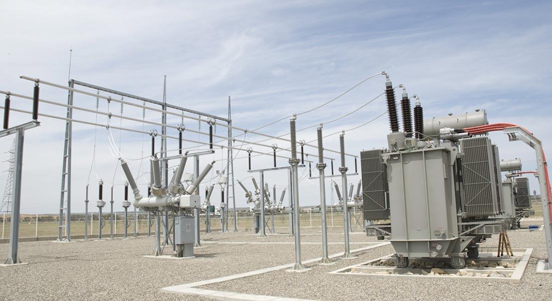 estructuras subestaciones eléctricas industriales
