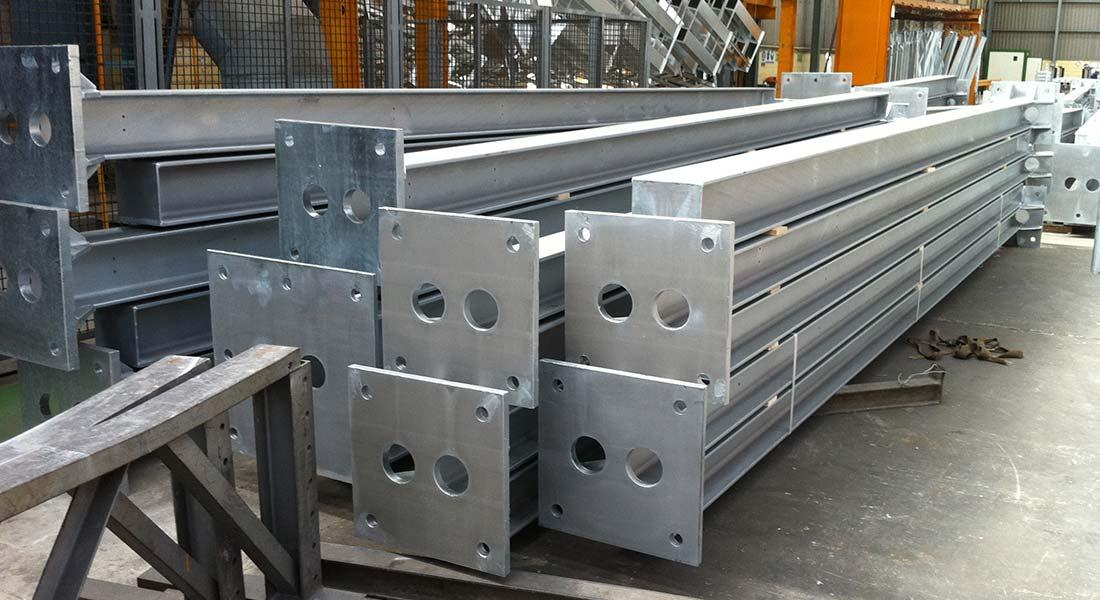 proceso de galvanizado del acero
